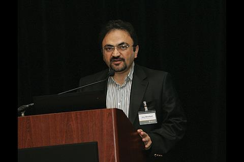 Iraj Ghorabani, of Delvar Afzar based in Iran.